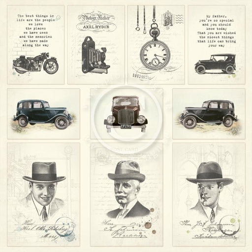 Pion Design - Images From The Past - Mister Tom's Treasures