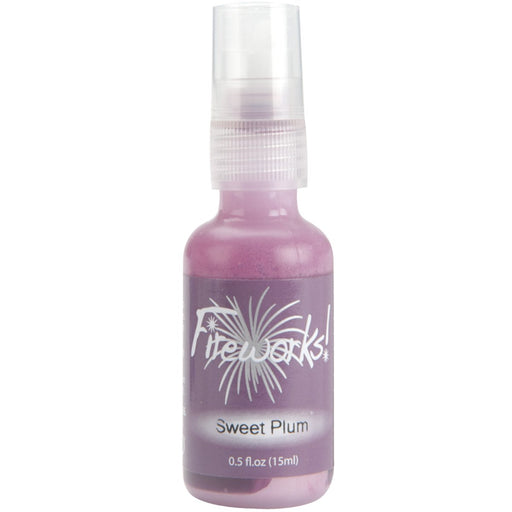 Fireworks Spray - Sweet Plum