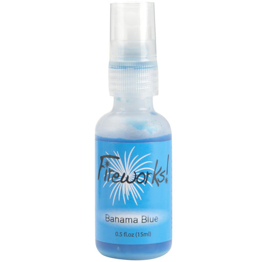 Fireworks Spray - Bahama Blue