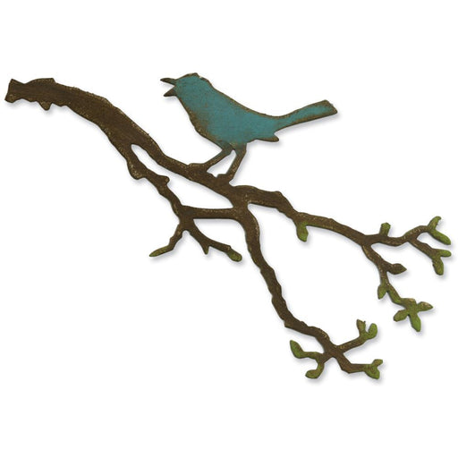 Sizzix Bigz - Bird Branch