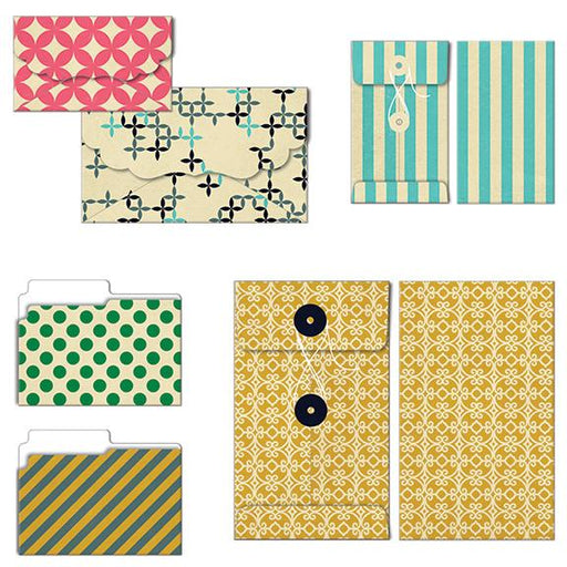 Fancy Pants - As You Wish - Pattern Envelopes & Folders