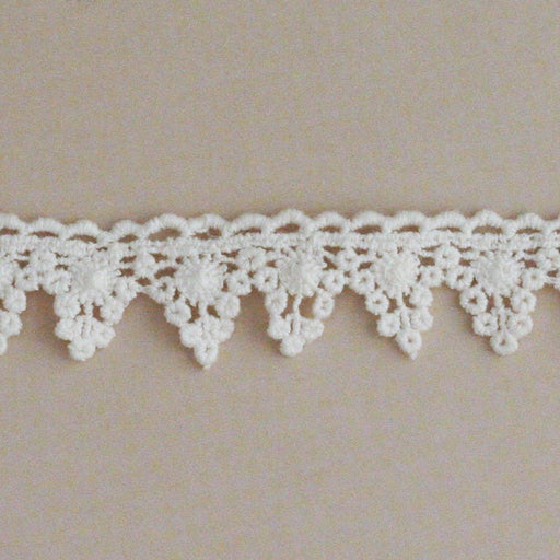"Maya Road - Alterable Crochet Trim .75"" - Mini Banner"