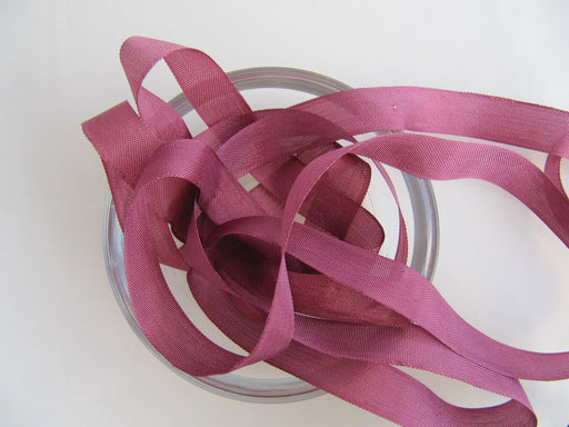 Seam Binding Ribbon - Bordeaux Wine