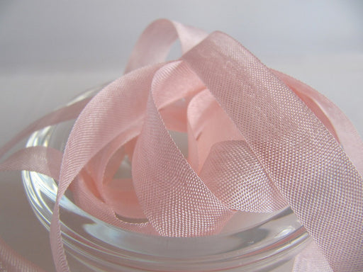 Seam Binding Ribbon - Lyric Rose