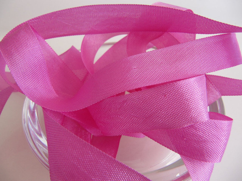 Seam Binding Ribbon - Strawberry Glaze