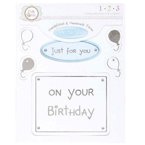 Me To You Card Greeting - On Your Birthday