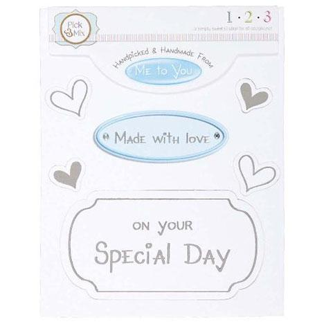 Me To You Card Greeting - Special Day
