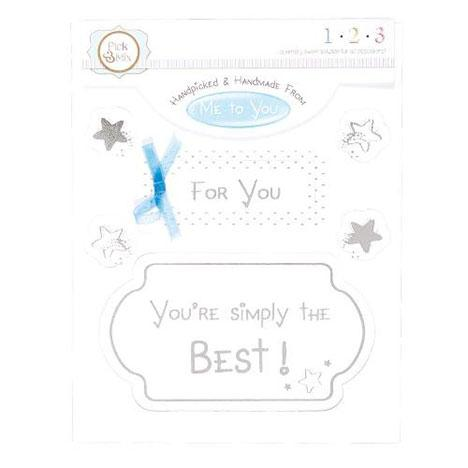 Me To You Card Greeting - For You