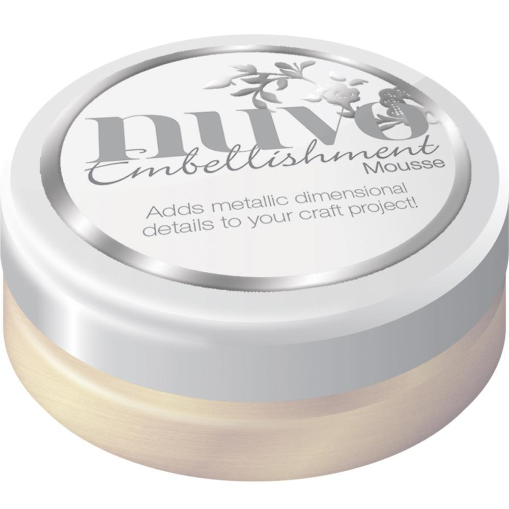 Nuvo - Embellishment Mousse - Mother of Pearl