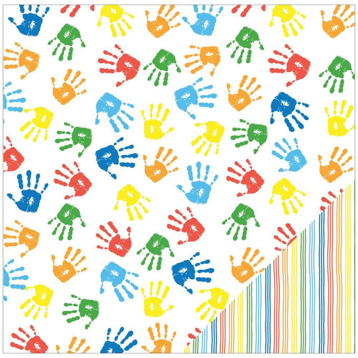 American Crafts - School - Handprints