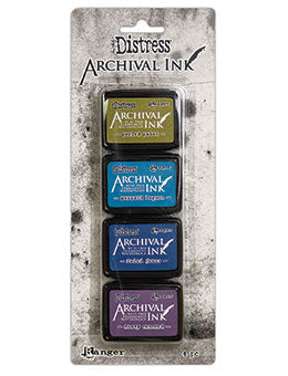 RANGER - Tim Holtz Distress Archival Mini Ink Kit #2
