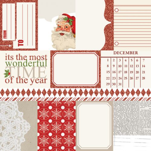 Teresa Collins - Santa's List - Notecards