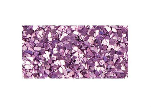 Stampendous - Crushed Glass Glitter -  Lavender