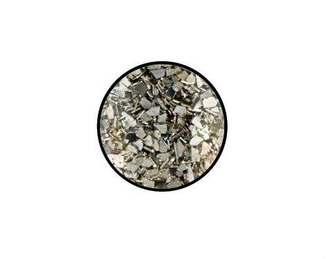 Stampendous - Crushed Glass Glitter -  Silver