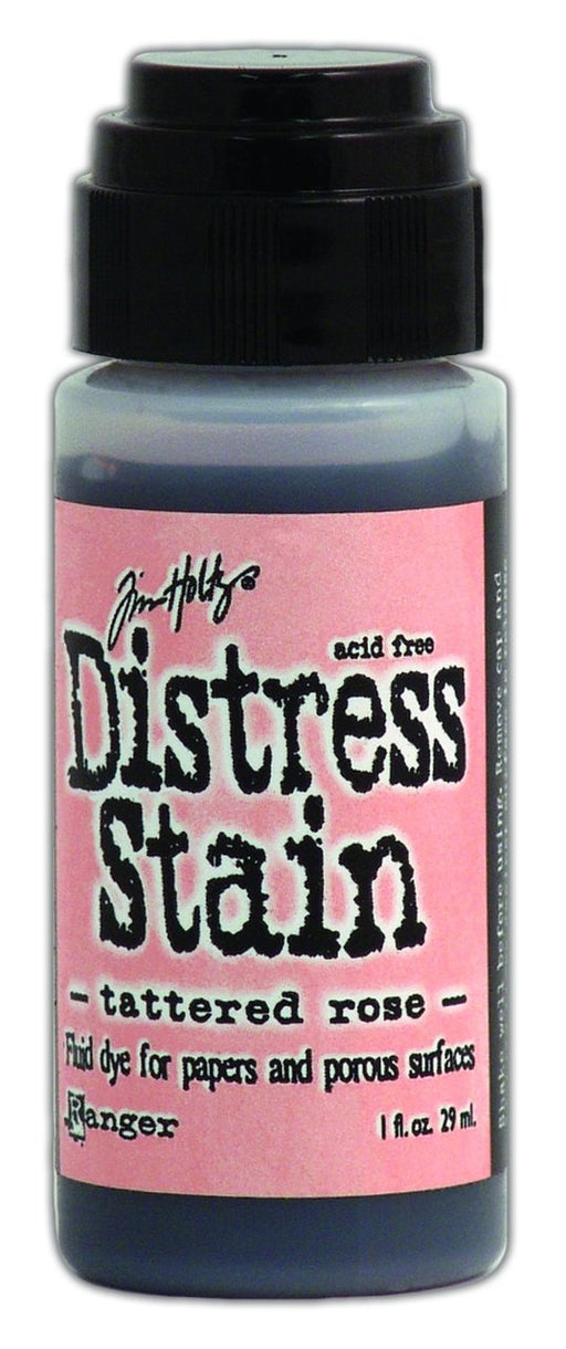 Tim Holtz Distress Stain - Tattered Rose