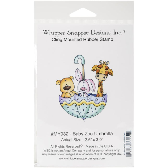 Whipper Snapper - Baby Zoo Umbrella