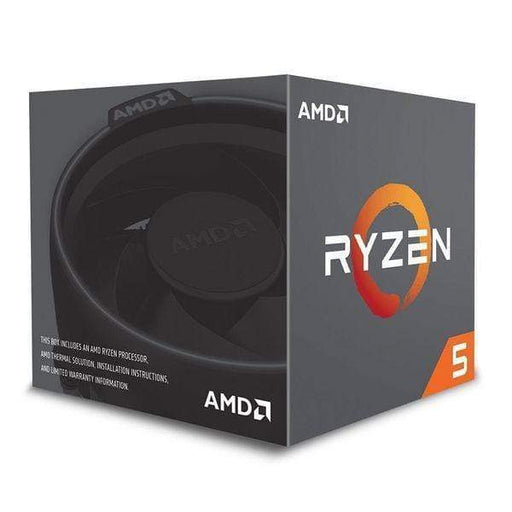 AMD Ryzen™ 5 2600 - Get Ready Computers