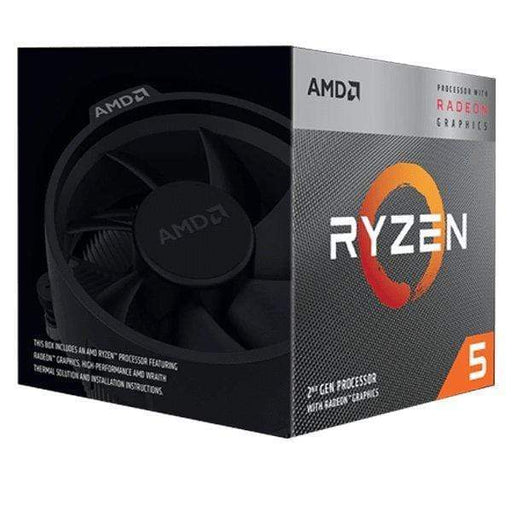 AMD Ryzen™ 5 3400G with Radeon™ RX Vega 11 Graphics - Get Ready Computers