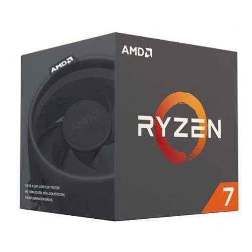 AMD Ryzen™ 7 2700 - Get Ready Computers