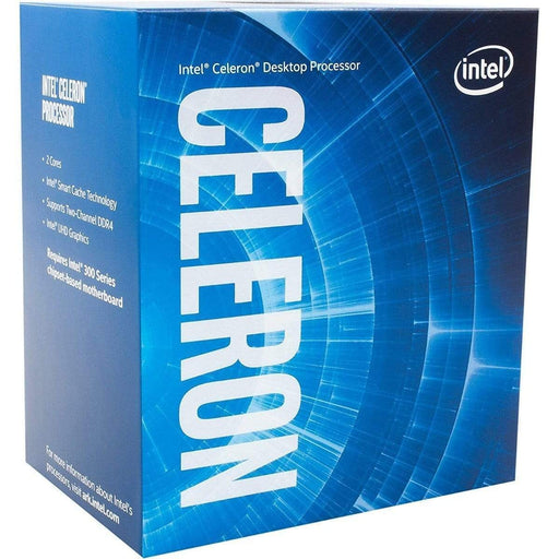Intel® Celeron® G4900 - Get Ready Computers