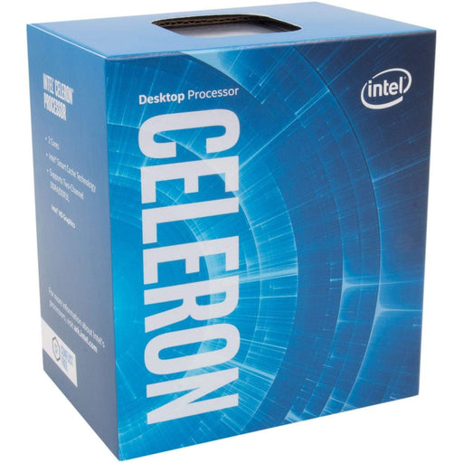 Intel® Celeron® Processor G3900 - Get Ready Computers