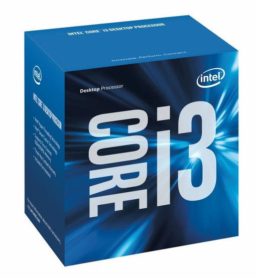 Intel® Core™ i3-7100 - Get Ready Computers