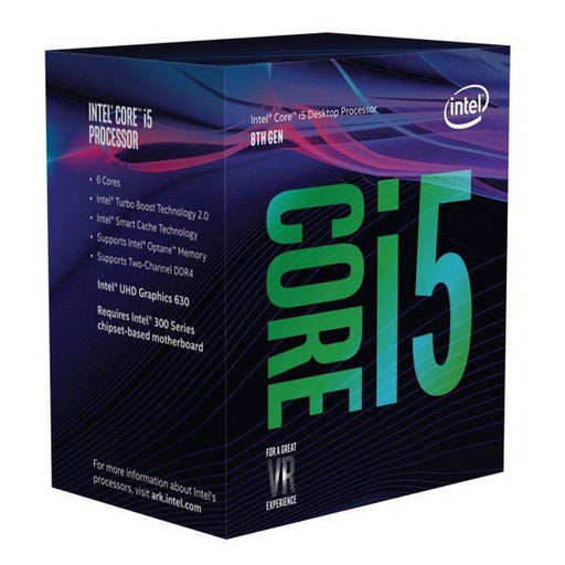 Intel® Core™ i5-8400 - Get Ready Computers