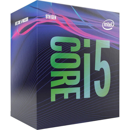 Intel® Core™ i5-9400 - Get Ready Computers