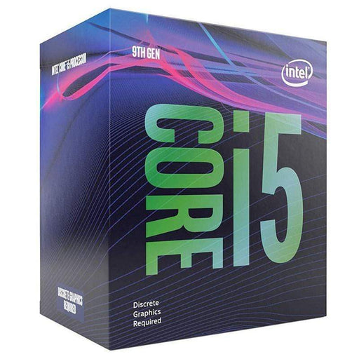 Intel® Core™ i5-9400F - Get Ready Computers