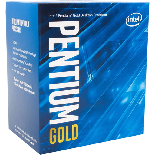 Intel® Pentium® Gold G5400 - Get Ready Computers