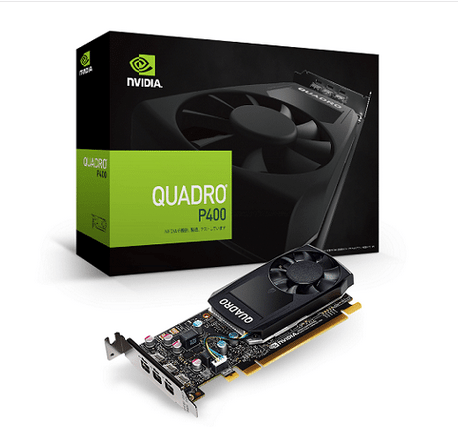 PNY Tarjetas de video Tarjeta De Video Pny Vcqp400-Esppb Quadro Nvidia P400 2Gb Gddr5 Cuda