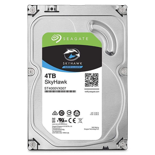 SEAGATE SKYHAWK 4TB ST4000VX007 - Get Ready Computers