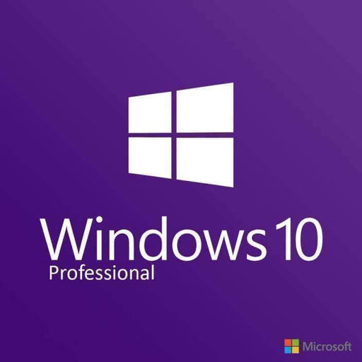 Windows 10 Pro Clave Oem - Get Ready Computers