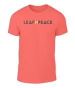 Men's Good Fit Short Sleeve T-Shirt - Leaf n Peace