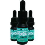 500 mg Pure CBD Oil (10ml) 5% - Leaf n Peace