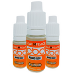 Mango Kush - CBD E-Liquid 500mg - Leaf n Peace