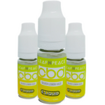 Silver Lemon Haze - CBD E-Liquid 500mg - Leaf n Peace