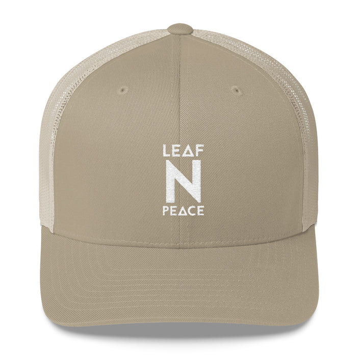 Trucker Cap - Leaf n Peace