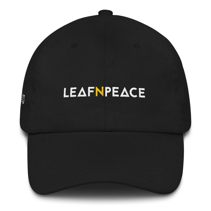 Unisex Baseball Hat - Leaf n Peace