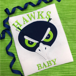 Hawk Hatchling and Hawks Baby