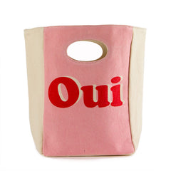 Organic Lunch Bag, Oui