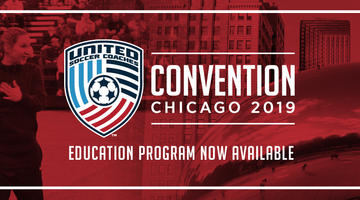 Visit us at the United Soccer Coaches Convention