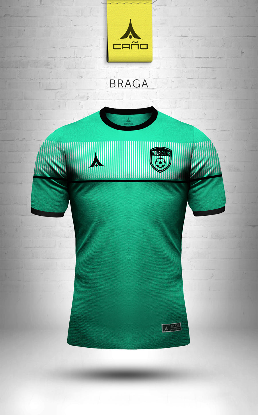 Braga in green/black