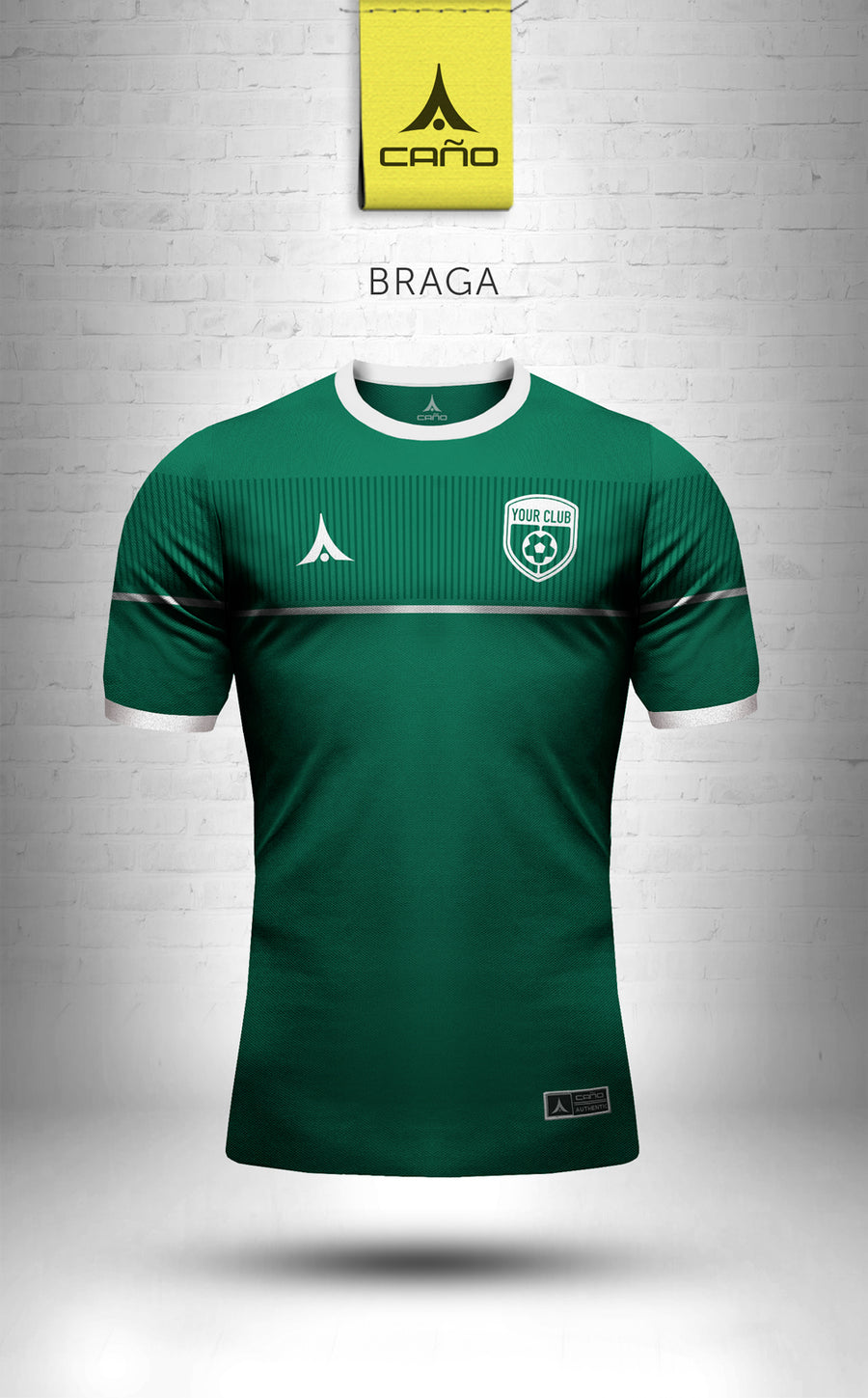 Braga in green/white