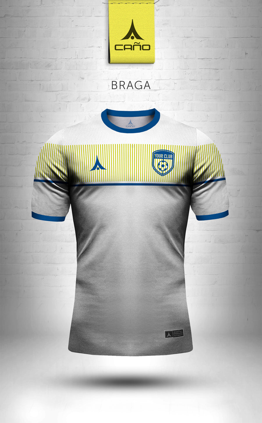Braga in white