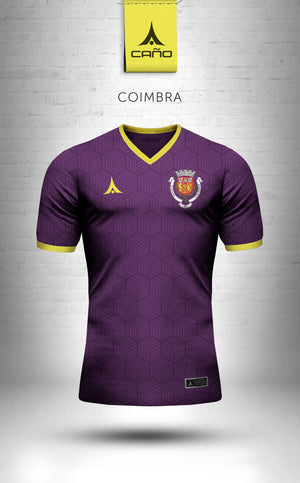 Coimbra in purple/gold