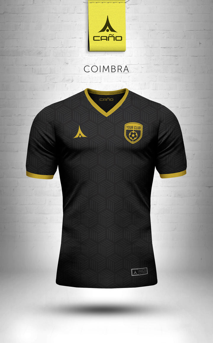 Coimbra in black/gold