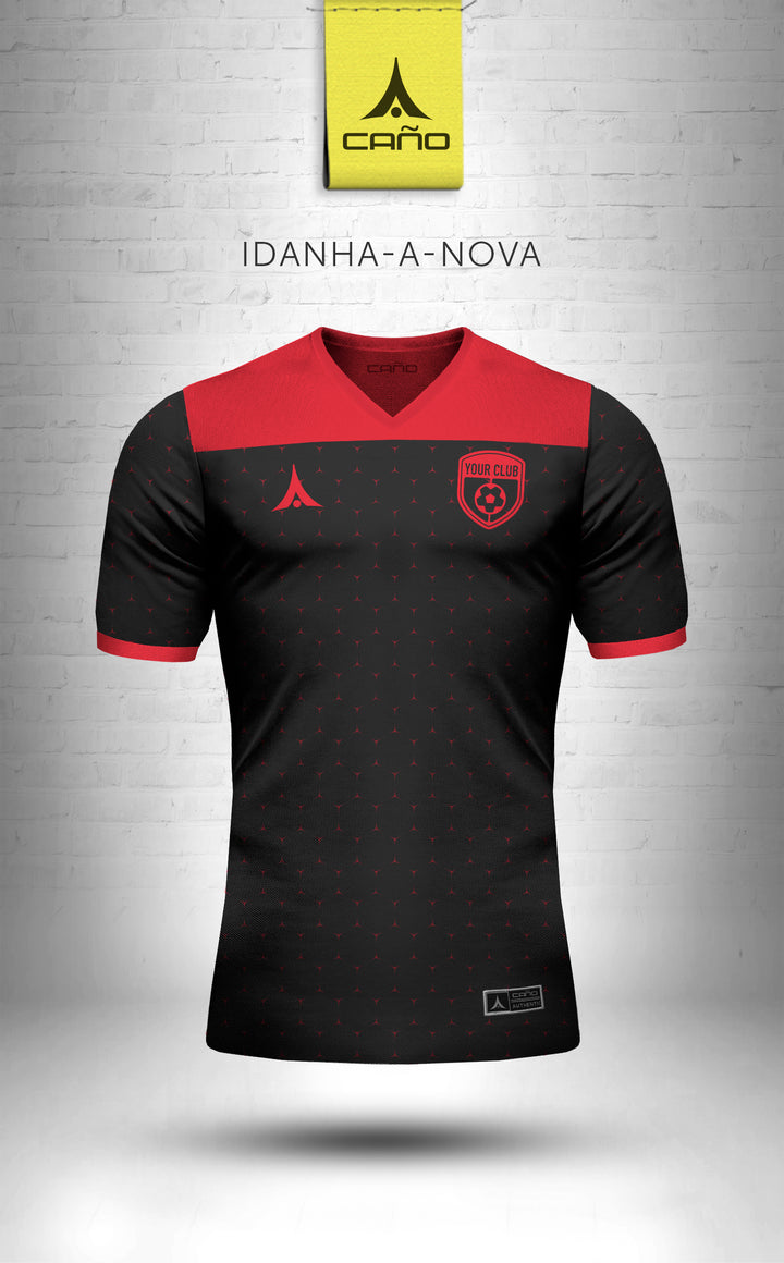 Idanha-a-Nova in black/red