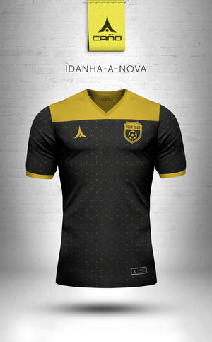 Idanha-a-Nova in black/gold