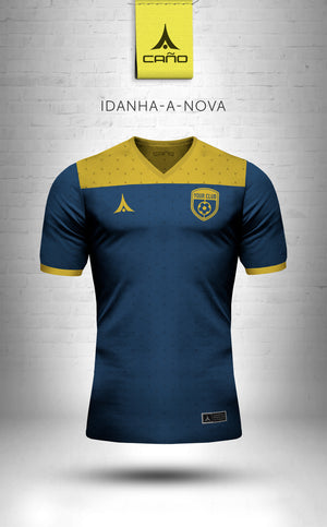 Idanha-a-Nova in navy/gold